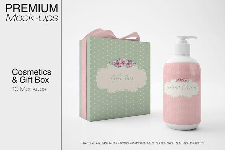 Cosmetics & Gift Box Set
