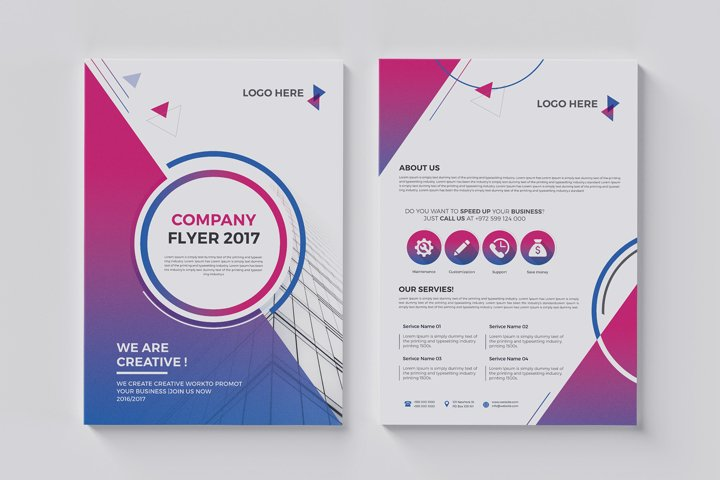 Business Flyer 12