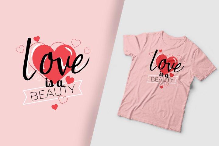 Love Is a Beauty