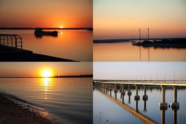 Dawn. 4 JPEG files, 4752 x 3168 pixels, 300 dpi