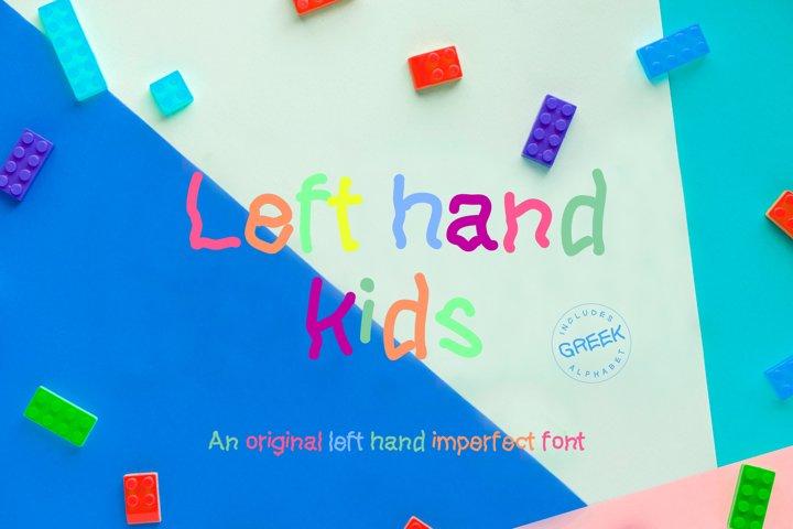 Lefthand Kids