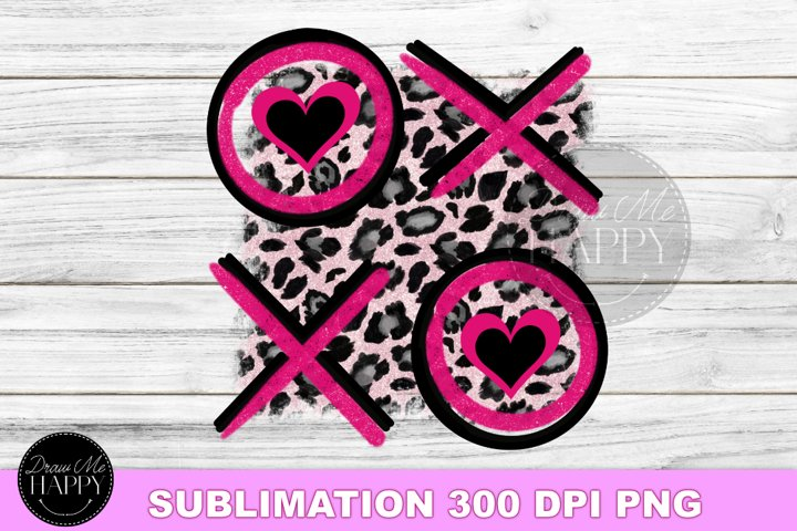 Valentines Day Sublimation, XOXO Sublimation, Hearts PNG