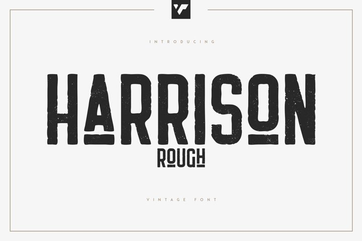 Harrison - Rough