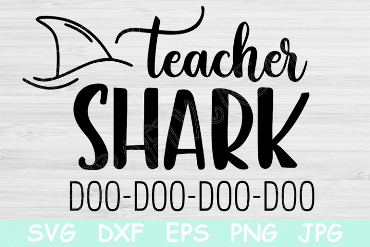 Teacher Shark, Teacher Svg, Teacher Life Svg, Teaching Svg.