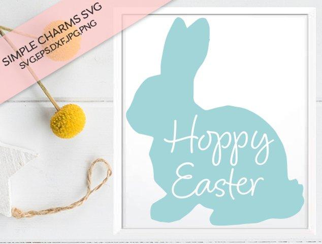 Hoppy Easter cut file