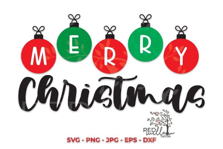Christmas SVG, Merry Christmas SVG