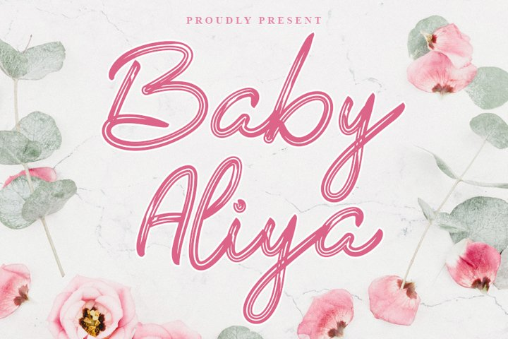 Baby Aliya