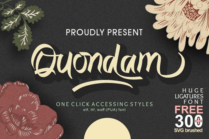 Quondam