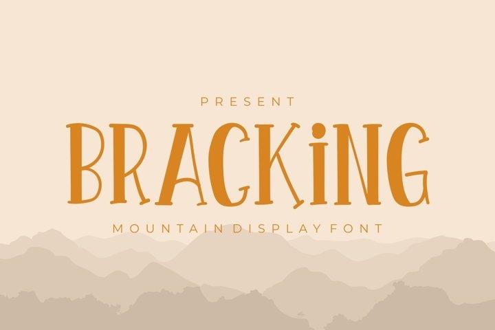 Bracking