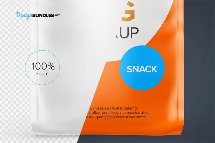 Food Bag Mockups example 4