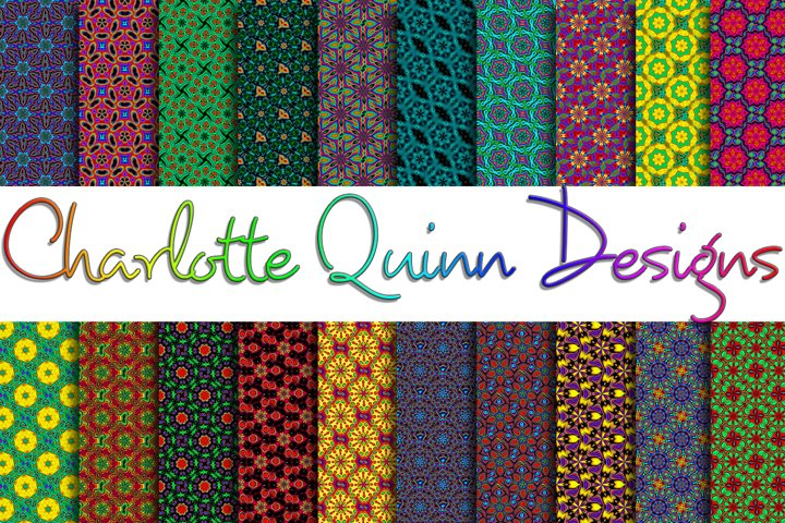 CQ-Digital Paper Kit - Sept 009