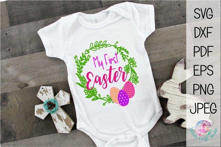 Easter baby vest