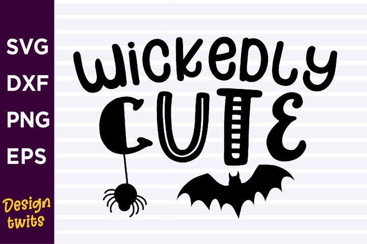 wickedly cute SVG