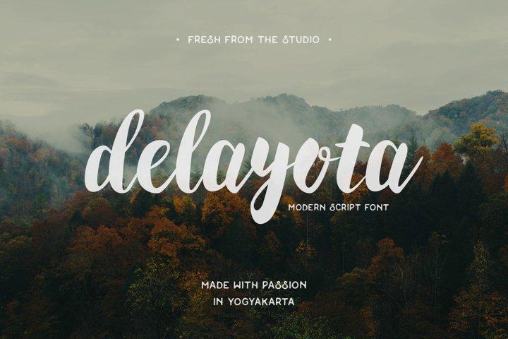 Delayota Script