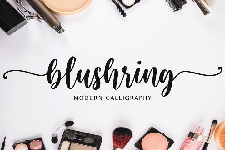 Blushring