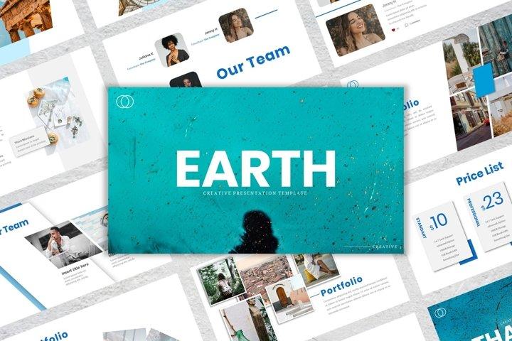 Presentation Templates - Earth