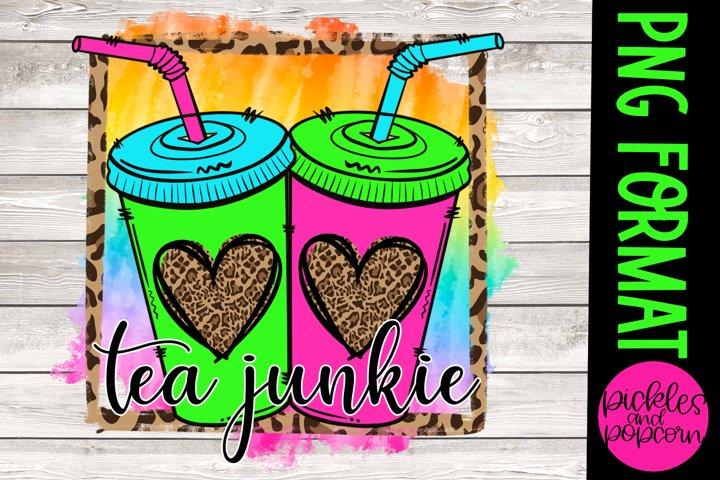 Loaded Tea Junkie