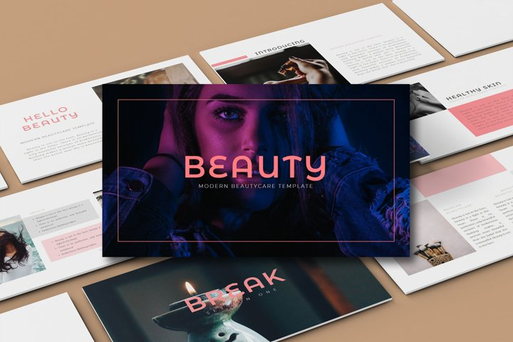 Beauty Google Slides Template