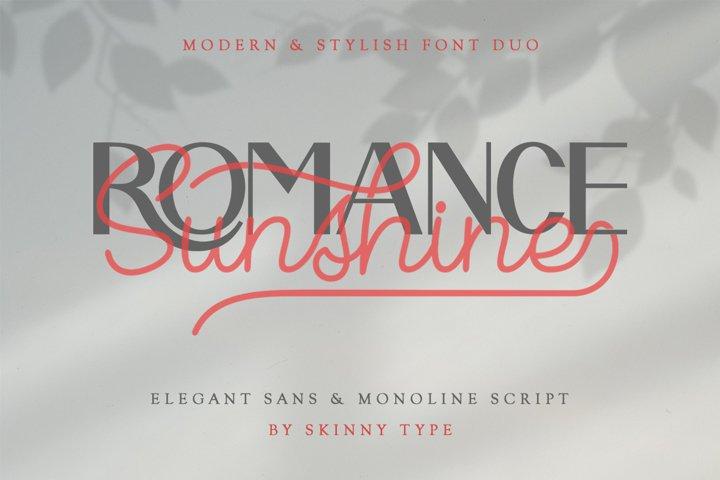Romance Sunshine