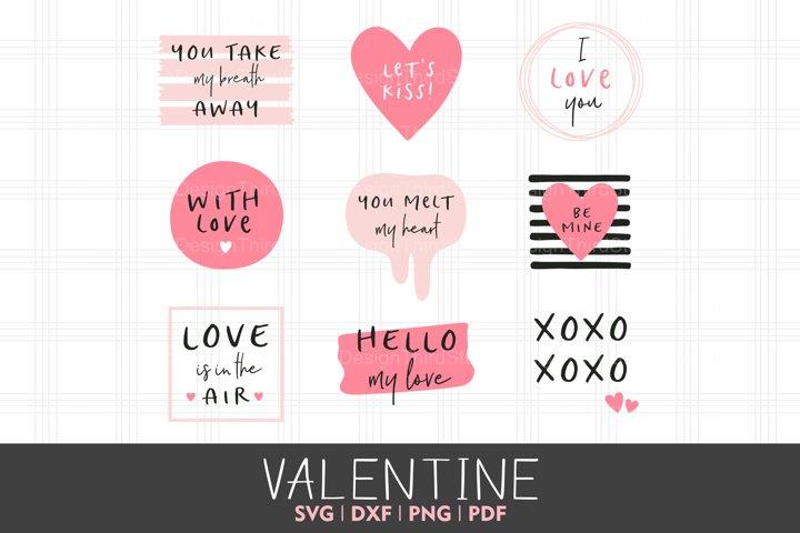 Valentine Day svg Bundle   Love svg   Valentine Signs svg