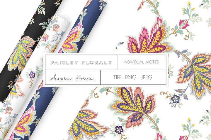 Paisley Florals