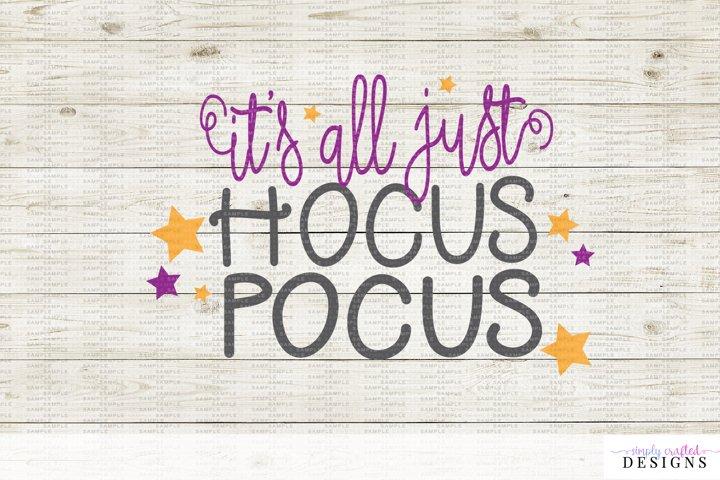 Its All Just Hocus Pocus