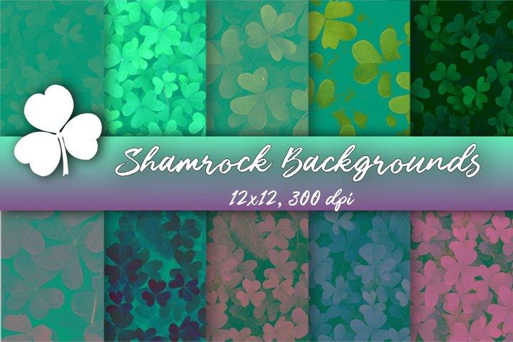 Shamrock Backgrounds