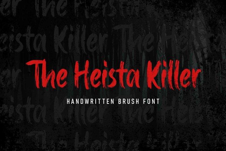 The Heista Killer
