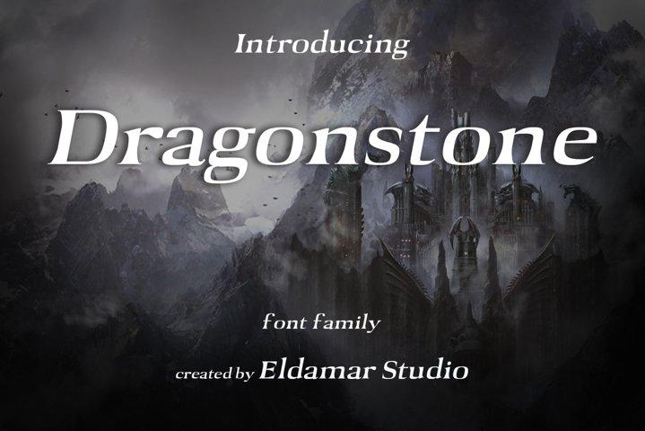 Dragonstone Font