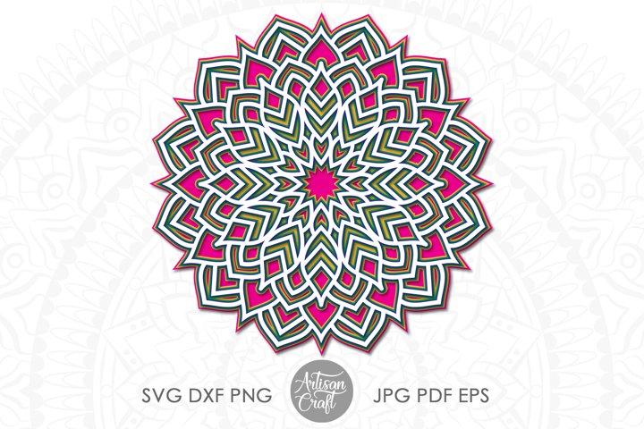 Download Free Svgs Download Layered Mandala Svg Zentangles Svg Cut Files Free Design Resources