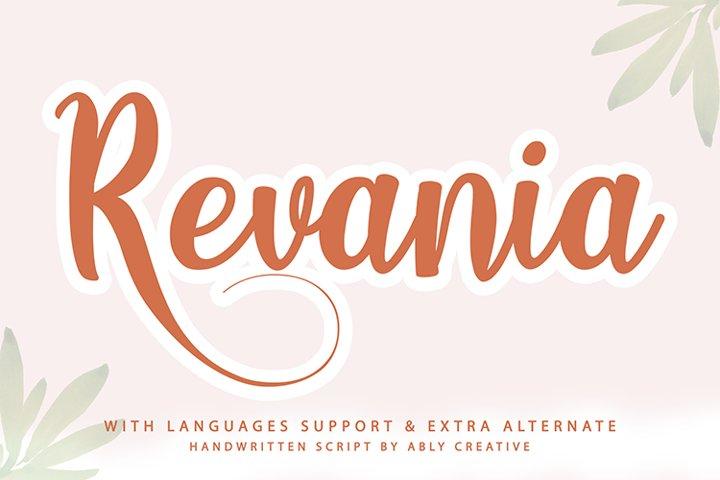 Revania