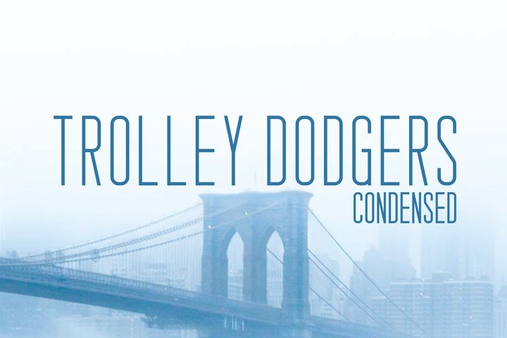 TROLLEY DODGERS