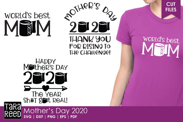Mothers Day 2020 - Family SVG and Cut Files for Crafters