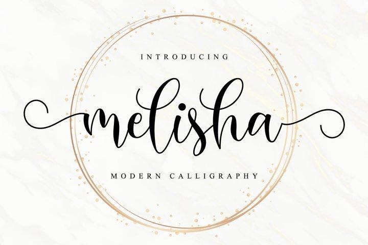 Melisha Script