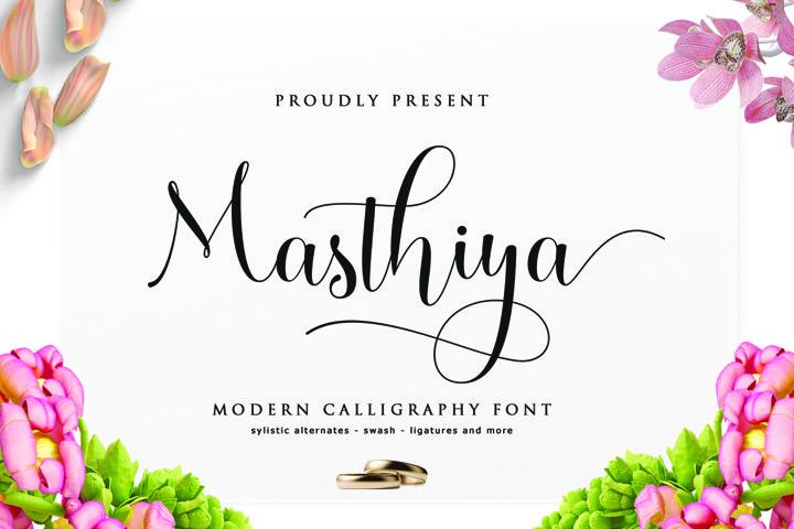Masthiya Script