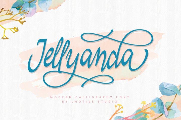 Jellyanda Script