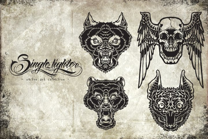 Animals Vector - discount till end december