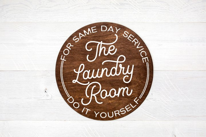 Laundry Room Decor SVG - Laundry Today Or Naked Tomorrow