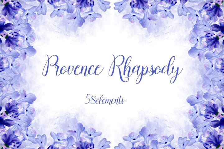 Provence Rhapsody Collection