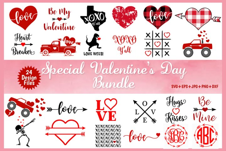 Valentines day SVG Bundle Love SVG Files, Heart svg Bundle