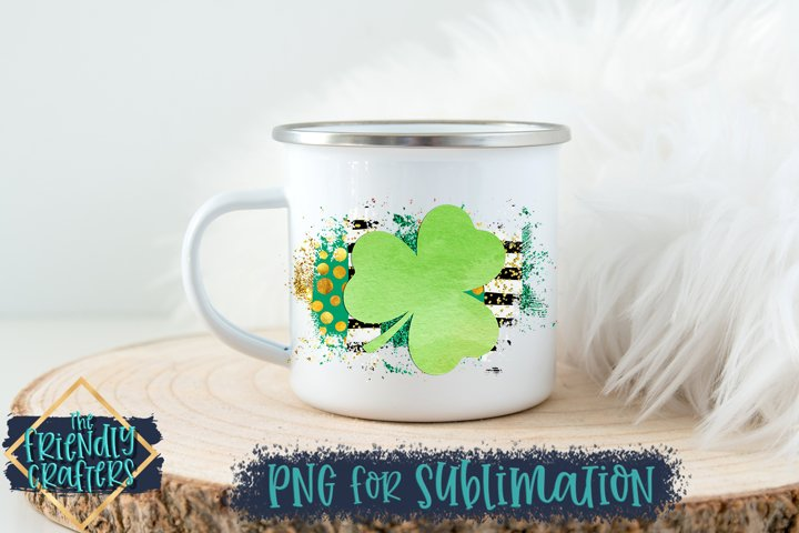 Shamrock for Sublimation