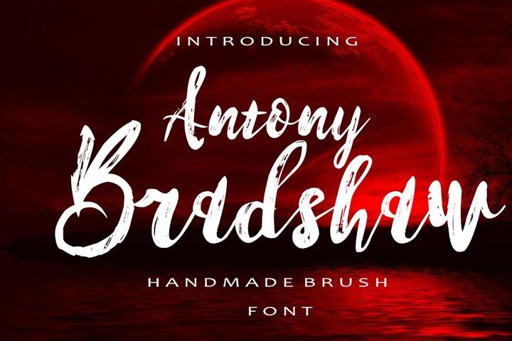 Antony Bradshaw