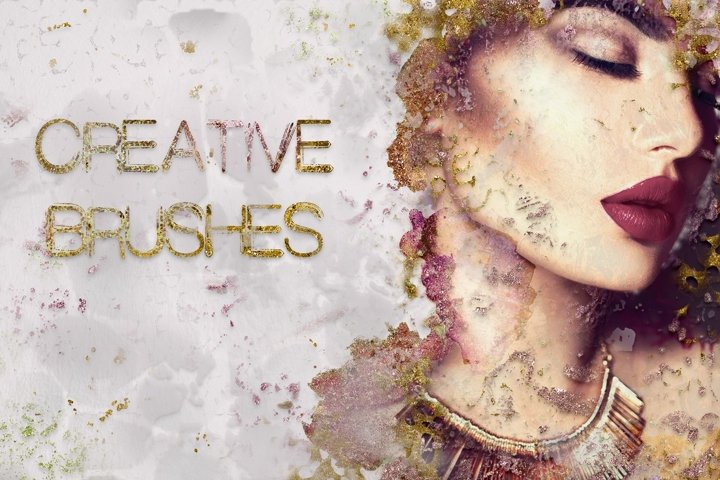 224 Dynamic Creative Brushes