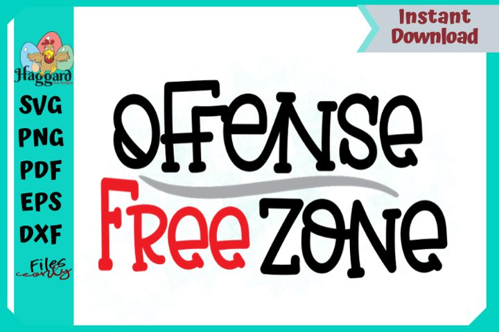 Offense Free Zone