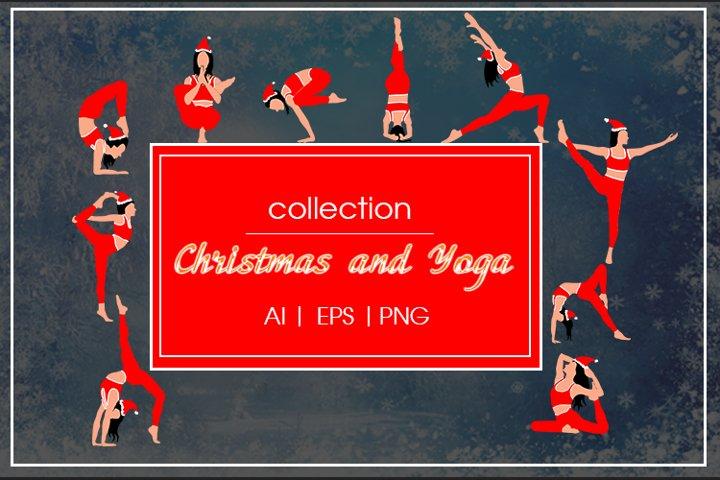 Christmas and Yoga