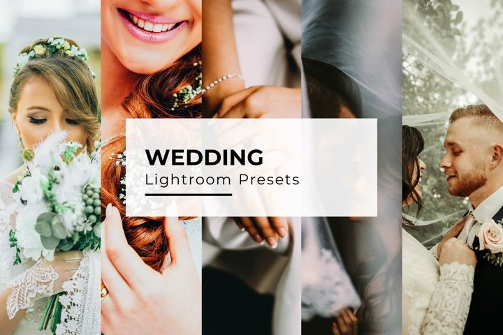10 Wedding Lightroom Presets