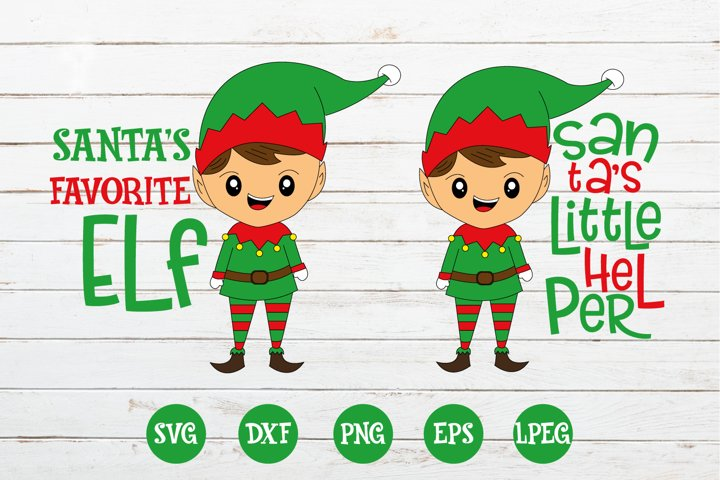 ELF | ELF Svg | Christmas ELF