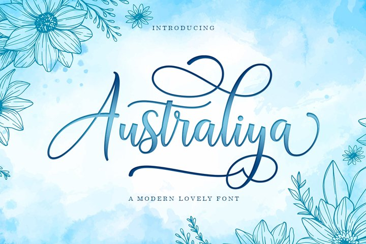 Australiya Script