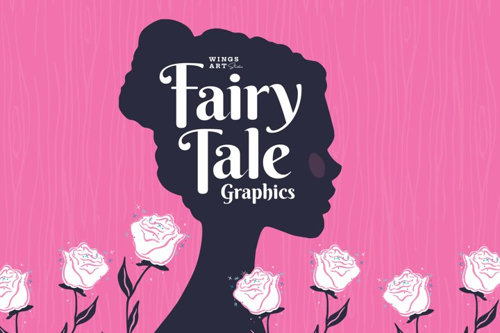 Vintage Fairy Tale Illustrations and Templates