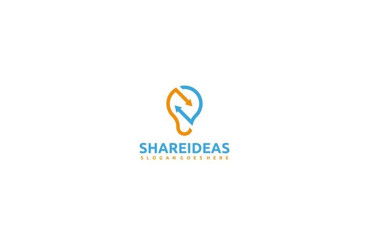 Share Ideas Logo